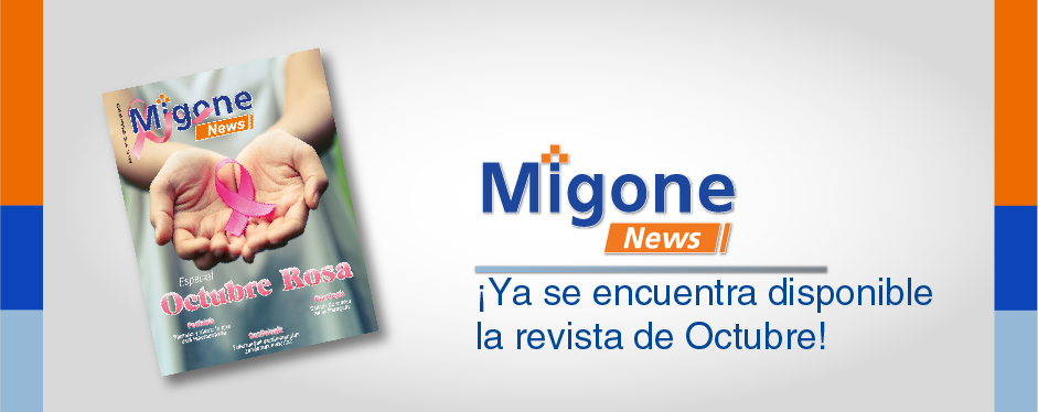 Ya está la revista de Octubre!
